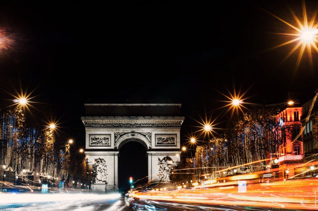 'Les Champs Elysées' is also one of the most popular French songs