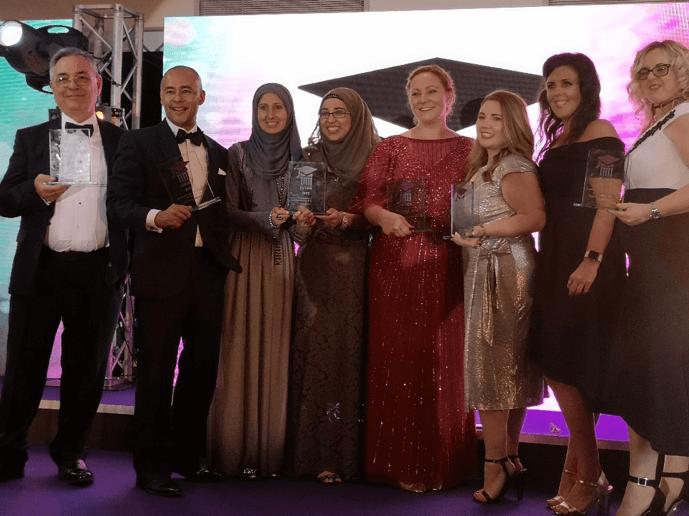 Image of Education Awards 2019 Winners